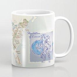 Shieldstom of Lionia Mug