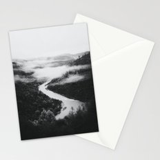 Forks BW Stationery Cards