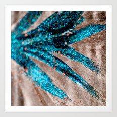 Cosmic Splash Art Print