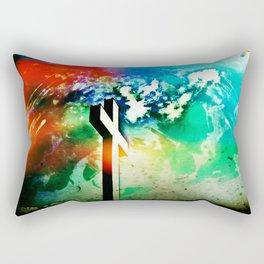 Holy Cross Armageddon  Rectangular Pillow
