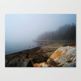 Maine Canvas Print