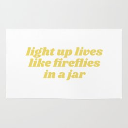 light up lives Rug