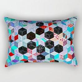 CUBE FUN Rectangular Pillow