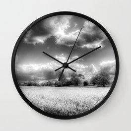 The Peaceful Farm Wall Clock