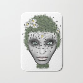 Face Nature Bath Mat