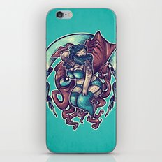 Every sailor's dream iPhone & iPod Skin
