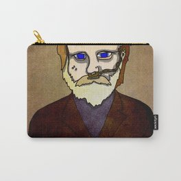 Prophets of Fiction - Frank Herbert /Dune Carry-All Pouch