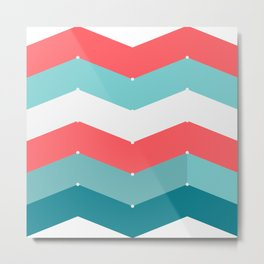 Geometric Fever #2 Metal Print