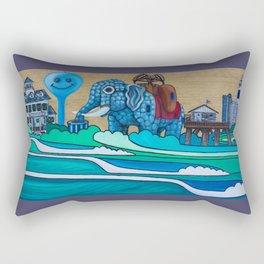 Absecon Island Rectangular Pillow