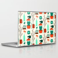 zen Laptop & iPad Skins featuring Zen by Ana Types Type