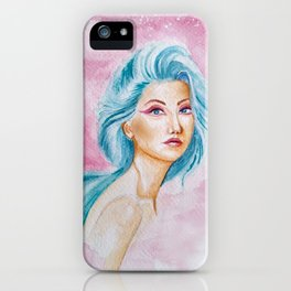 Angel of Dreamy world iPhone Case