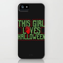 loves iPhone Case