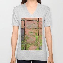 Bricks Walkway Unisex V-Neck