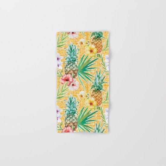 Tropical Summer #11 Hand & Bath Towel