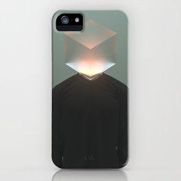 Hexahedron iPhone Case
