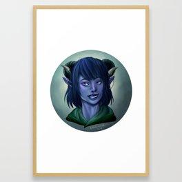 Jester Lavore Framed Art Print
