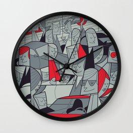 Porsche Racing Wall Clock