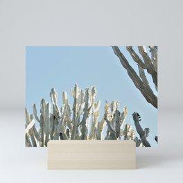 Desert sky Mini Art Print
