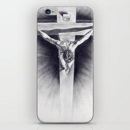 Cristo Dalì iPhone Skin