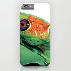 rana del madagascar iPhone 6s Slim Case