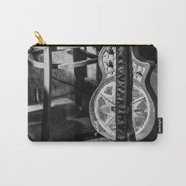 Resonator Bar Guitar Carry-All Pouch