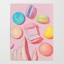 i macaron Poster
