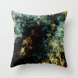Abstract XIII Throw Pillow