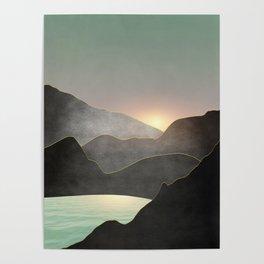 Minimal Landscape 03 Poster