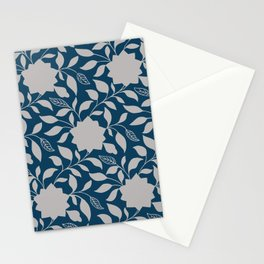 Chinese Neo-Retro Pattern XI Stationery Cards