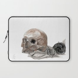old sage's skull Laptop Sleeve