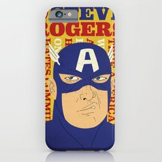 Steve Rogers/Captain America Slim Case iPhone 6s