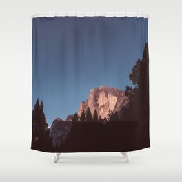 Yosemite Sunset III Shower Curtain