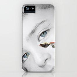 phoenix rises iPhone Case