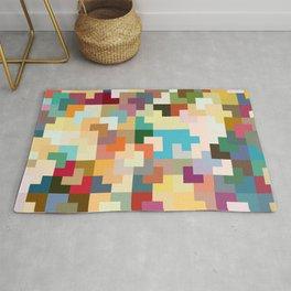 Dreams of Tetris Rug