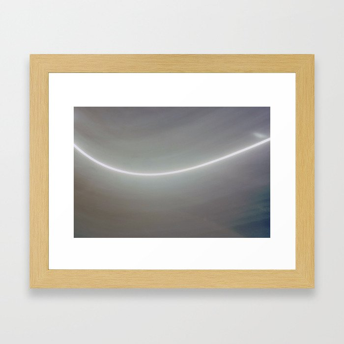 LightBow Framed Art Print