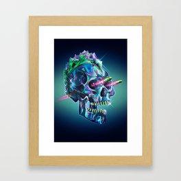 Diamond Mohawk II Framed Art Print