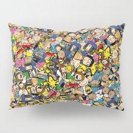 Peanuts Characters Pillow Sham