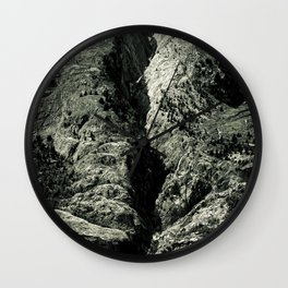 You will always find your Path Wall Clock