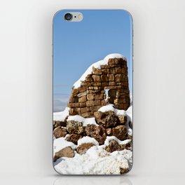 Desert View Watchtower. Grand Canyon. Arizona. USA. iPhone Skin