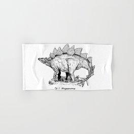 Figure One: Stegosaurus Hand & Bath Towel