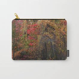 Evocative Autumn Carry-All Pouch