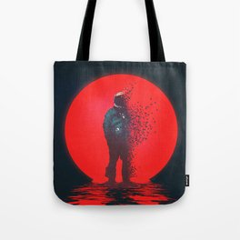 The Dispersion Effect Tote Bag