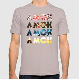 Atoms for Peace: AMOK T-shirt