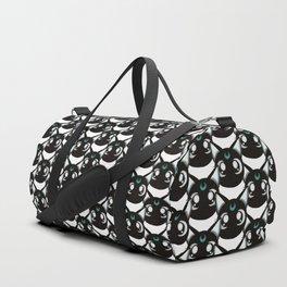 Hexed kittie Duffle Bag