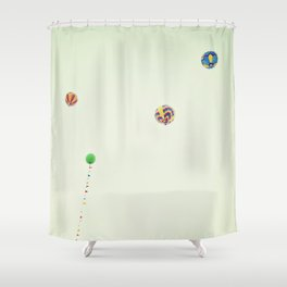 One of the Guys Shower Curtain