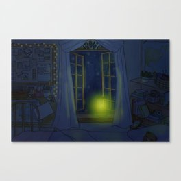 Sylvie's Room Canvas Print