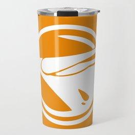 Rebel Phoenix orange Travel Mug