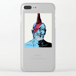 Yondu Sane Vol. 2 Clear iPhone Case