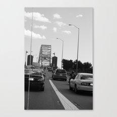 we'll get to that bridge when we cross it Canvas Print