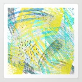 Abstract 181 Art Print